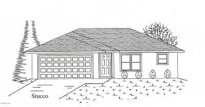 Single Family Home For Sale: 572 Marion Oaks Lane