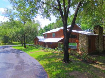 Ocklawaha Single Family Home For Sale: 351 Sequoia Drive