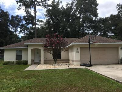 Ocala Single Family Home For Sale: 5392 NW 65th Place