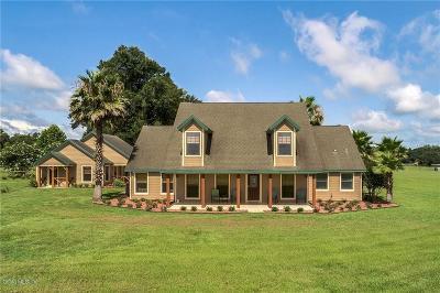Reddick Farm For Sale: 4089 NW 165th Street