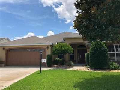 The Villages Single Family Home For Sale: 9286 SE 170th Fontaine Street