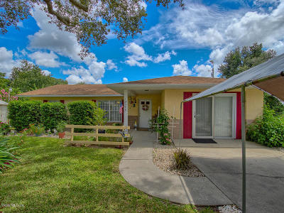 Belleview Single Family Home For Sale: 12255 SE 99th Terrace