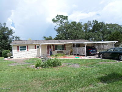 Single Family Home For Sale: 10161 SW 87th Terrace