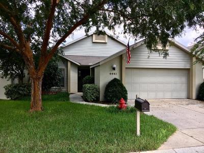 Ocala Single Family Home For Sale: 4441 NE 4th Street