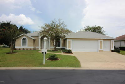 Ocala Single Family Home For Sale: 1851 NW 55th Ave Road Road