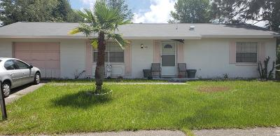 Ocala Single Family Home For Sale: 14763 SW 39th Cir Circle