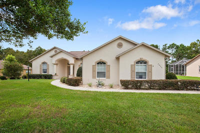 Marion County Single Family Home For Sale: 5254 SW 111th Lane Road