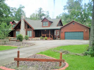 Dunnellon Single Family Home For Sale: 1957 E Delaware Court