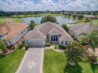 The Villages Single Family Home For Sale: 7275 SE 172nd Legacy Lane