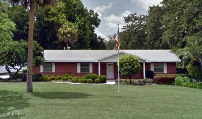 Ocala Single Family Home Pending: 525 SE 18th Street