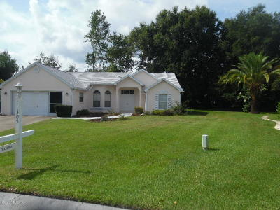 Single Family Home For Sale: 11305 SW 78th Circle