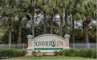 Summerglen Single Family Home For Sale: 16258 SW 14th Ave Rd