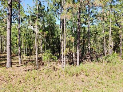 Ocala Residential Lots & Land For Sale: Locust Lane Drive