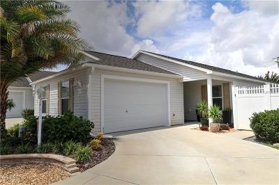 The Villages Single Family Home For Sale: 3238 Evanside Lane