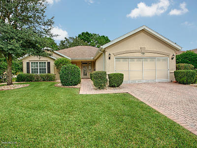 Spruce Creek Gc Single Family Home For Sale: 13290 SE 93rd Circle