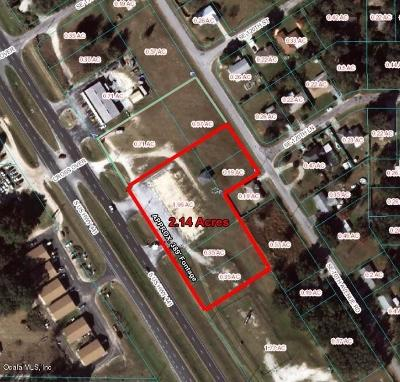 Belleview Residential Lots & Land For Sale: 12101 Us-441