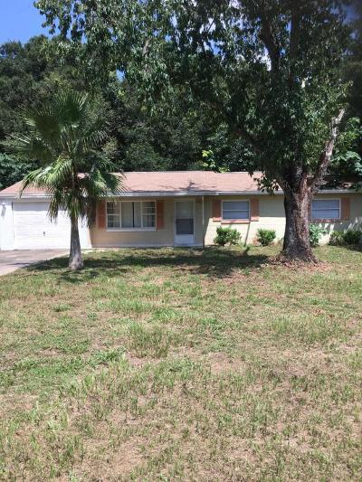 Ocala Single Family Home For Sale: 2913 NE 25th Court