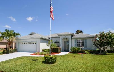 Ocala FL Single Family Home For Sale: $189,900