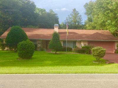 Ocala FL Single Family Home For Sale: $178,789