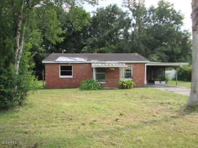 Summerfield Single Family Home For Sale: 4010 SE 138th Street