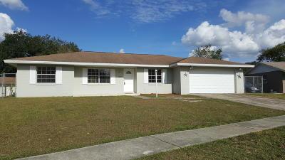 Ocala FL Single Family Home For Sale: $127,000