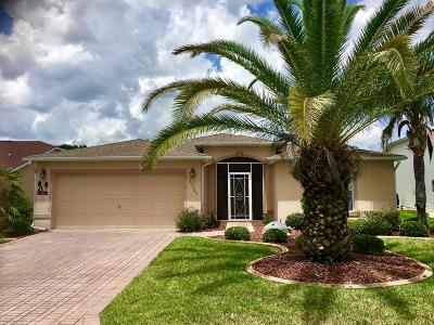 Single Family Home For Sale: 15547 SW 13th Circle