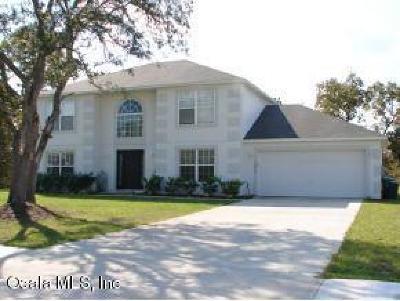 Ocala FL Single Family Home For Sale: $199,000