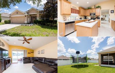 Ocala FL Single Family Home For Sale: $190,000