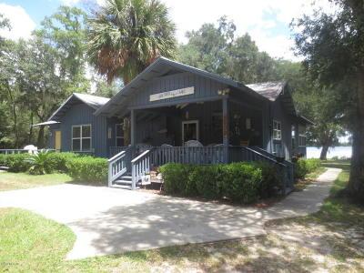 Ocklawaha Single Family Home For Sale: 2449 SE 160th Avenue