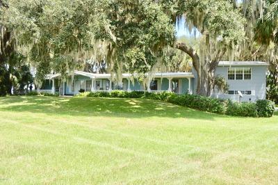 Ocklawaha Single Family Home Pending: 4525 SE 169th Avenue