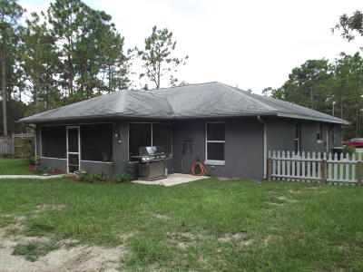 Dunnellon FL Single Family Home For Sale: $169,900