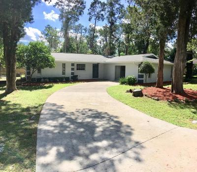Single Family Home For Sale: 3509 SE 33rd Avenue