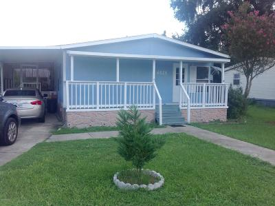 Belleview FL Mobile/Manufactured For Sale: $75,000