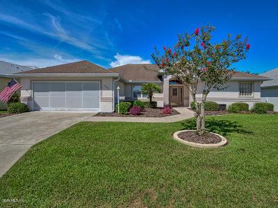 Summerfield FL Single Family Home Pending: $229,900