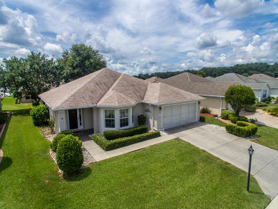 Spruce Creek Gc Single Family Home For Sale: 8630 SE 133rd Street