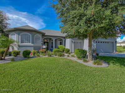 Summerfield Single Family Home Pending: 11139 SE 168th Loop