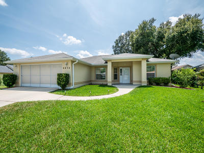 Quail Meadow Single Family Home For Sale: 4472 NW 34th Pl