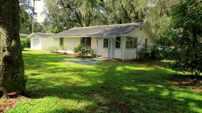 McIntosh Single Family Home For Sale: 6201 E Avenue