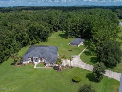 Williston FL Single Family Home For Sale: $584,900