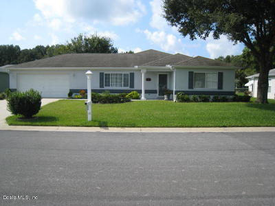 Dunnellon Single Family Home For Sale: 11414 SW 139th Street