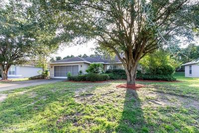 Marion Landing Single Family Home For Sale: 8667 SW 60th Circle