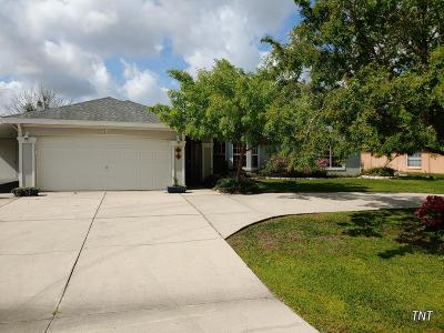 Ocala Single Family Home For Sale: 85 Hickory Loop
