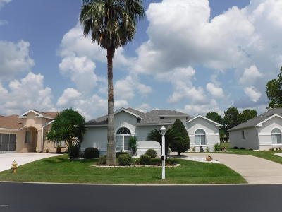 Ocala Palms Single Family Home For Sale: 2392 NW 53rd Ave Road