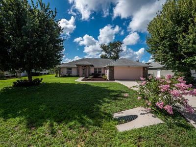 Quail Meadow Single Family Home For Sale: 5038 NW 34th Place