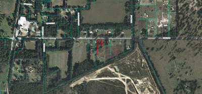 Marion County Single Family Home For Sale: 3450 W Hwy 329