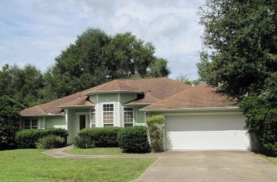 Deer Path, Deer Path Estates Single Family Home For Sale: 1379 SE 65th Circle