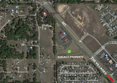 Summereffield, Summerfield, Summerfield Fl, Summerfiled Residential Lots & Land For Sale: Highway 441