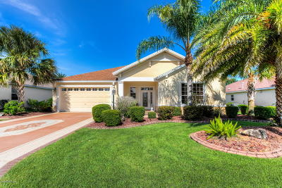 The Villages Single Family Home For Sale: 1668 Jardin Court