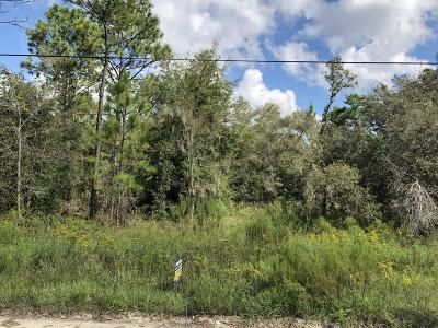 Lake Tropicana Ranchettes Residential Lots & Land For Sale: SW 47th Street #16