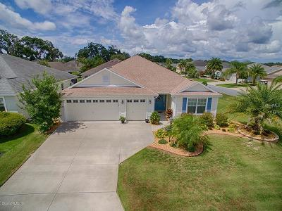 The Villages Single Family Home For Sale: 2532 Tamarind Grove